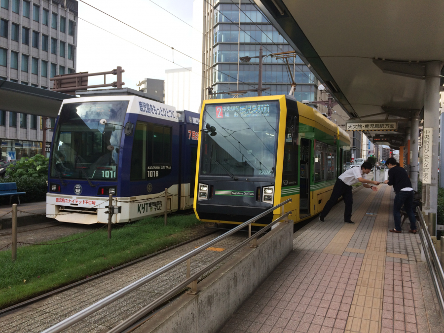 九州の路面電車