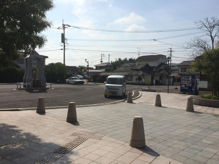 吉野ケ里公園駅の周辺の様子