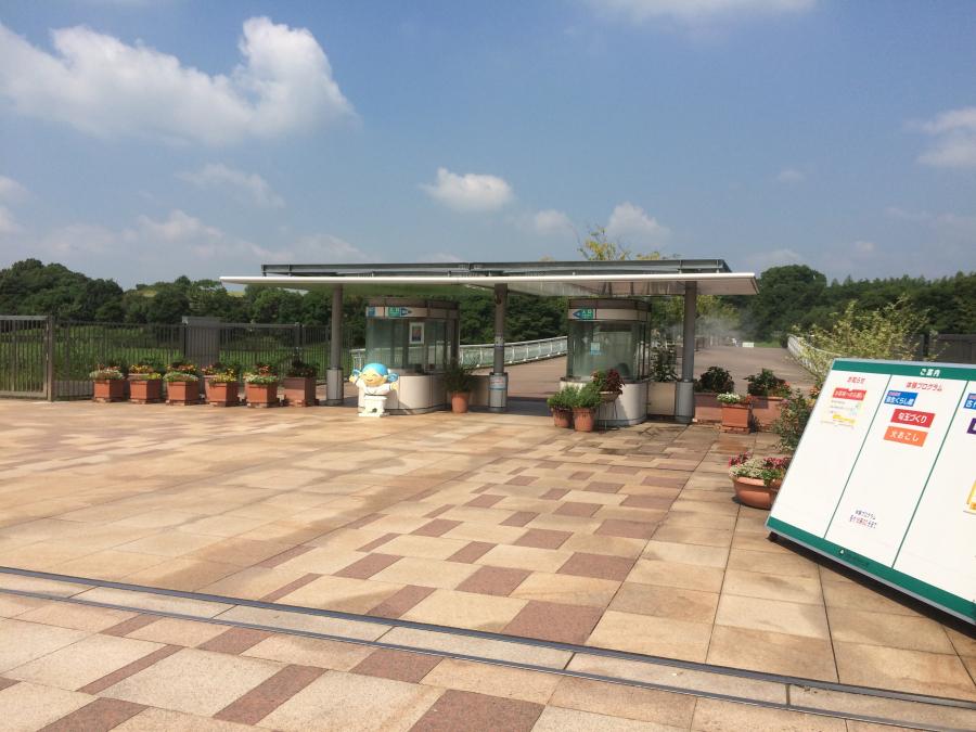 吉野ケ里歴史公園のゲート