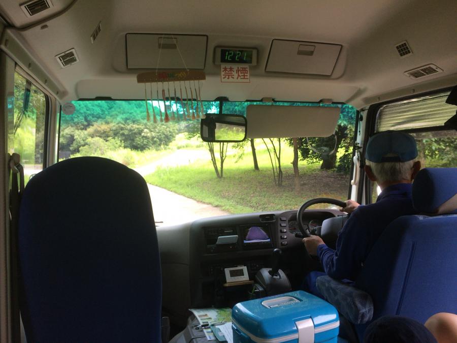 吉野ケ里歴史公園の巡回バス