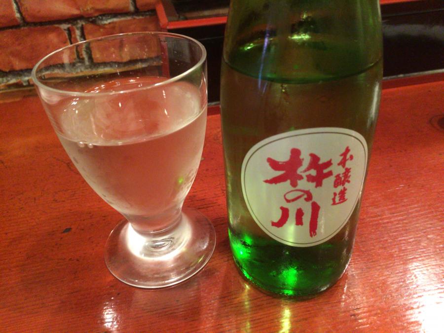 長崎県の日本酒「杵の川(きのかわ)」