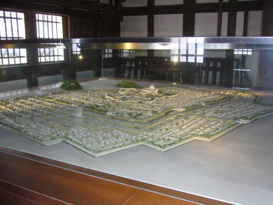 姫路城の総構
