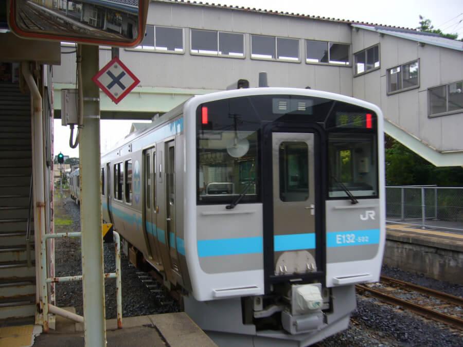 JR八戸線の電車