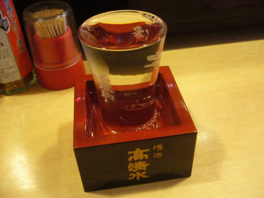 日本酒「八仙」