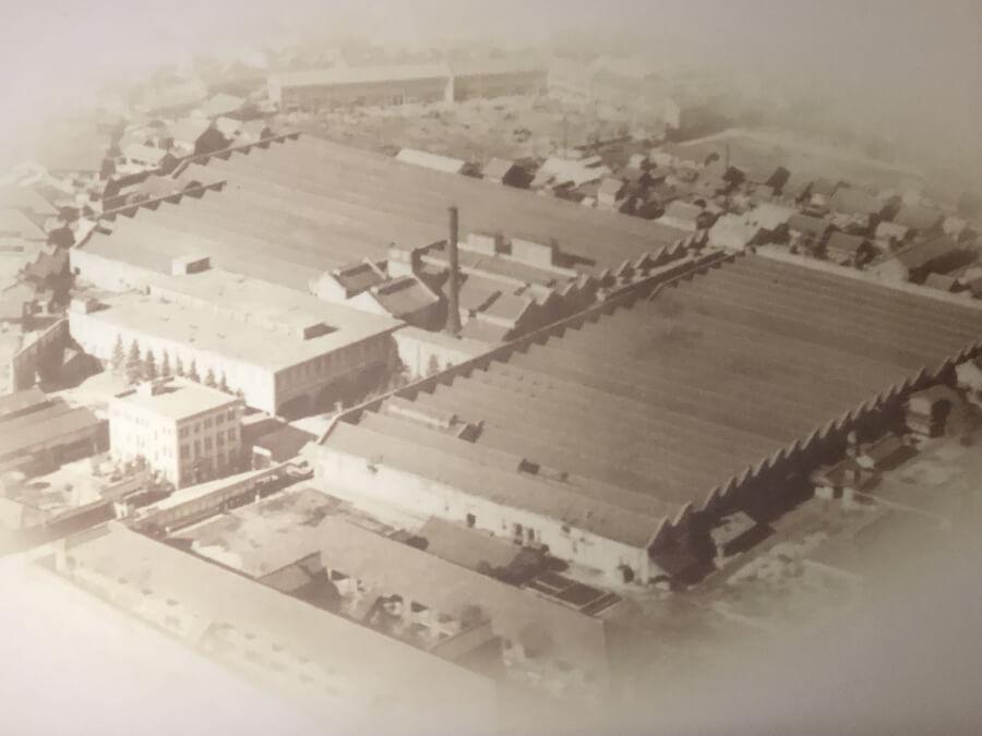 トヨタグループの初期の工場