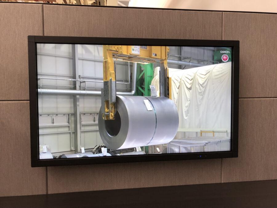 動画コーナー トヨタ産業技術記念館