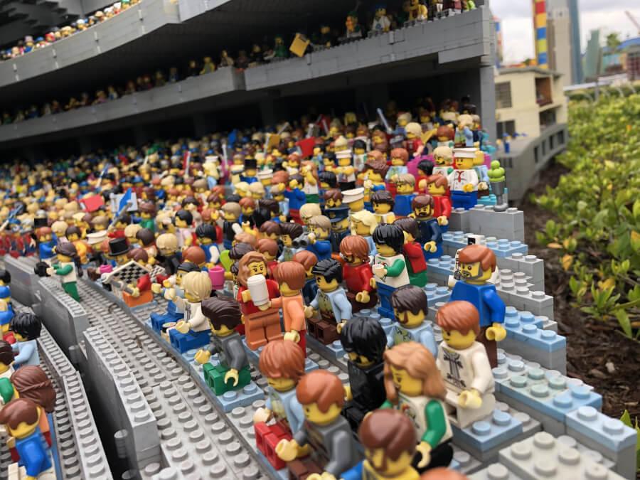 レゴの名古屋ドーム