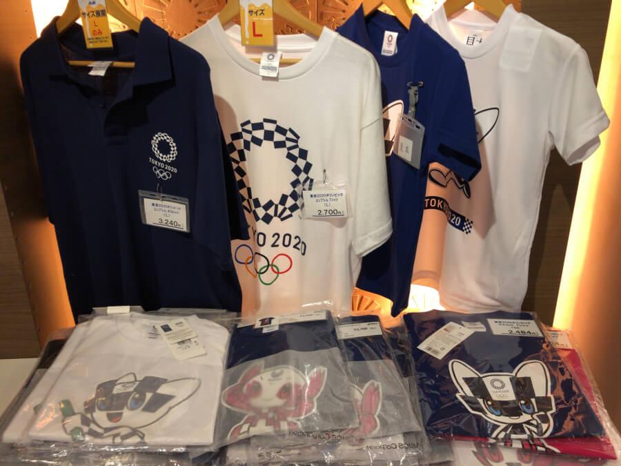 アサヒビール名古屋工場のオリンピック商品