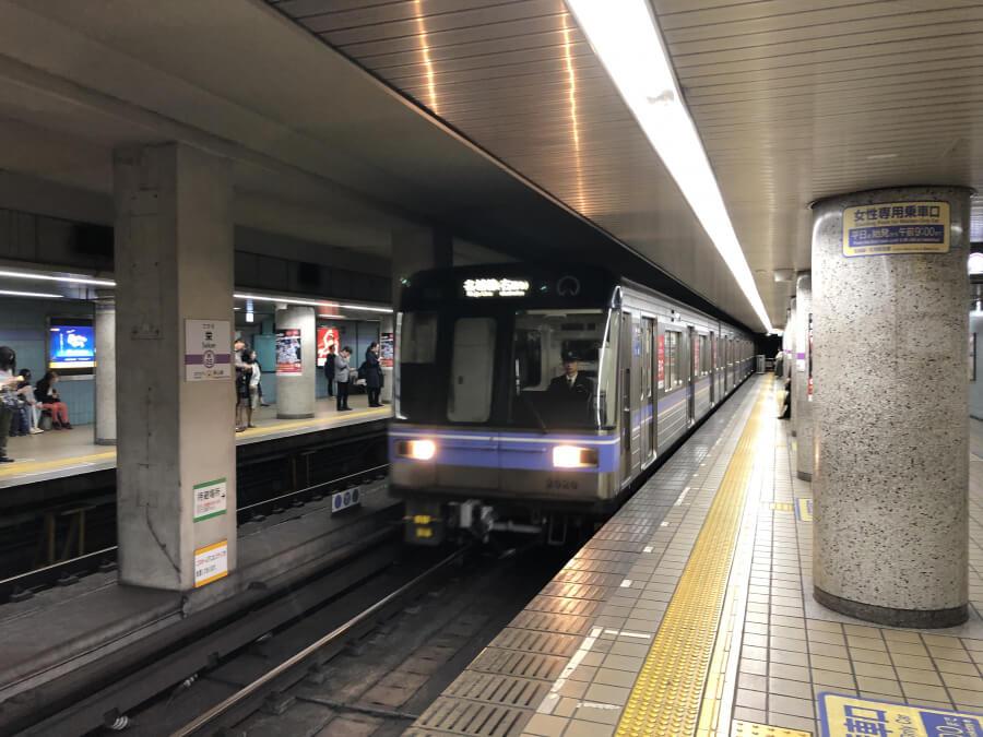 名古屋の名城線