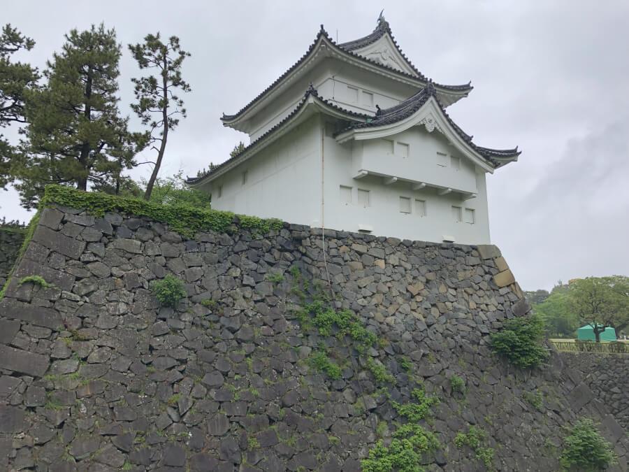 名古屋城の東南隅櫓