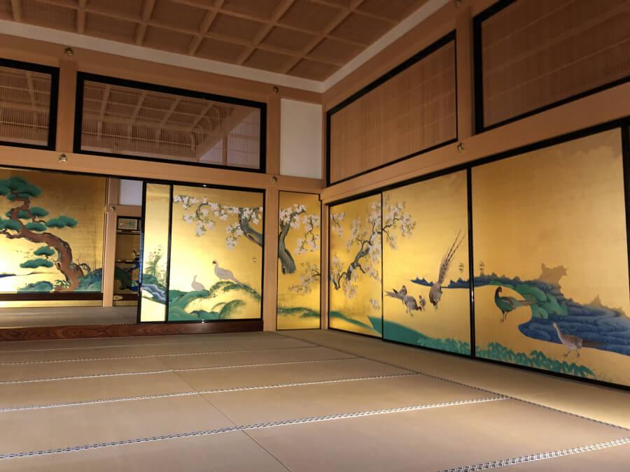 名古屋城本丸御殿の表書院