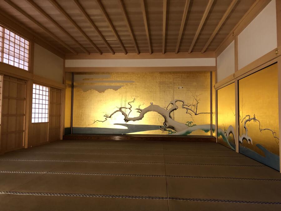 名古屋城本丸御殿の梅之間