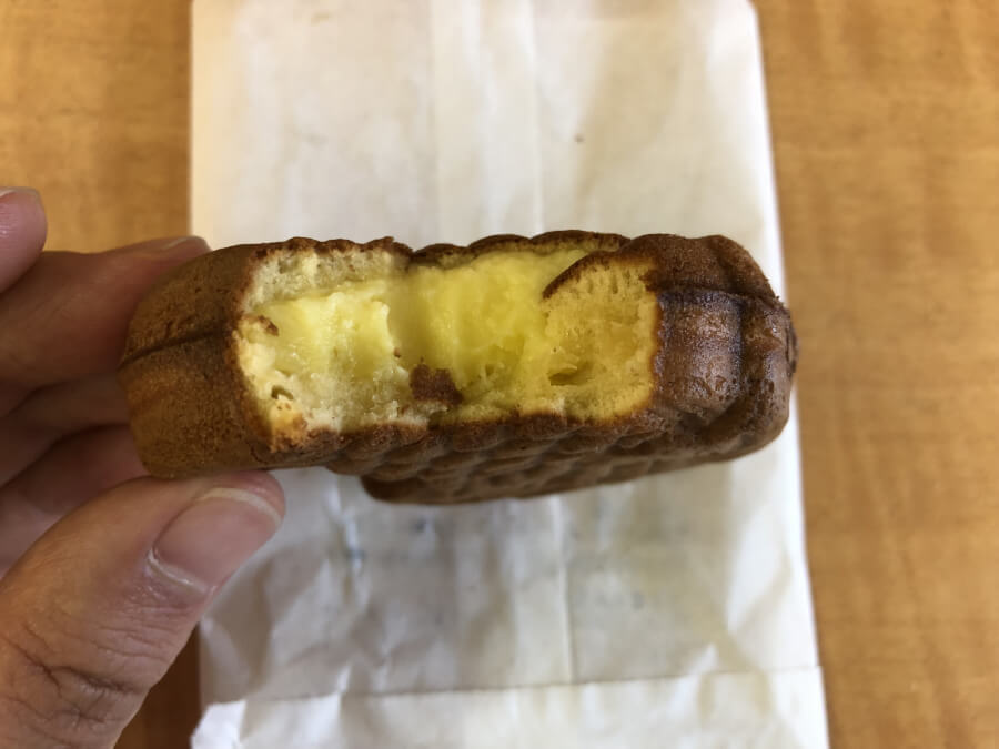 金シャチ焼
