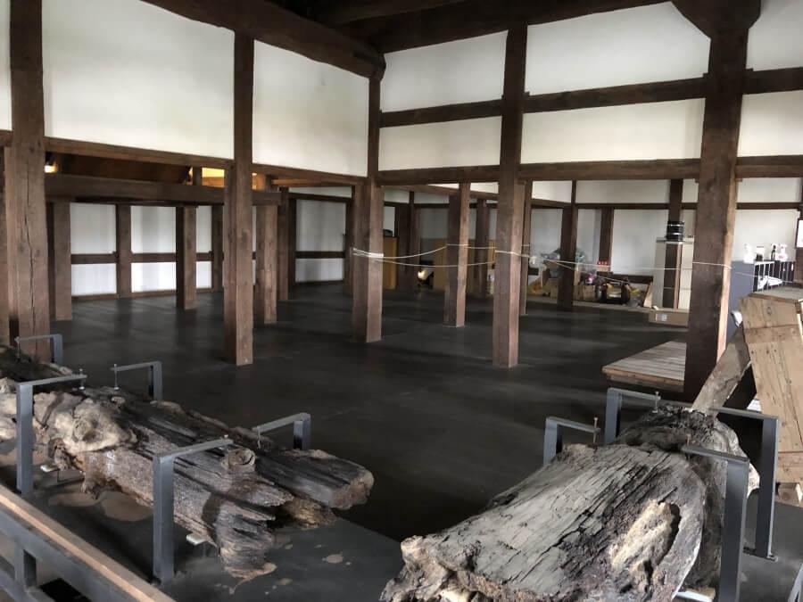 名古屋城の西北隅櫓