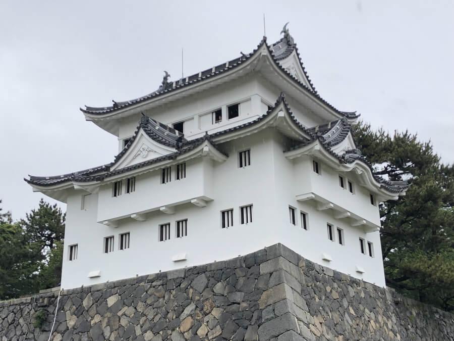 名古屋城の西南隅櫓