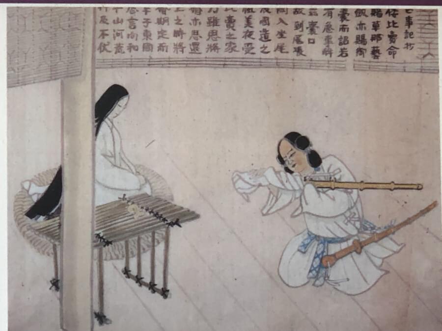第12代景行天皇の皇子日本武尊は東国平定の命を受けた