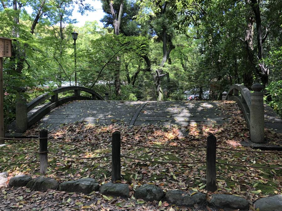 熱田神宮の二十五丁橋