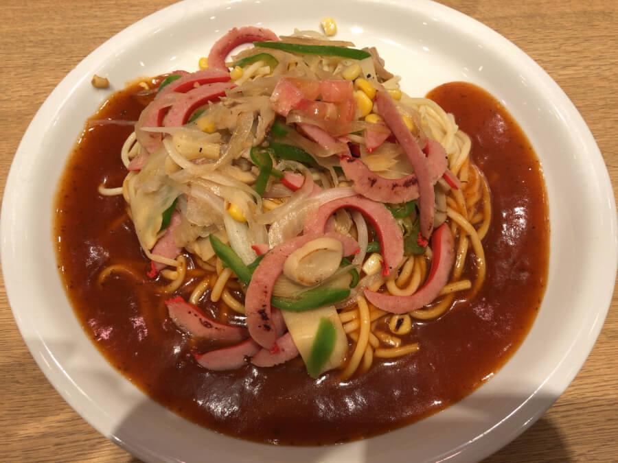 スパゲティハウスチャオのミラカン 名古屋うまいもん通り