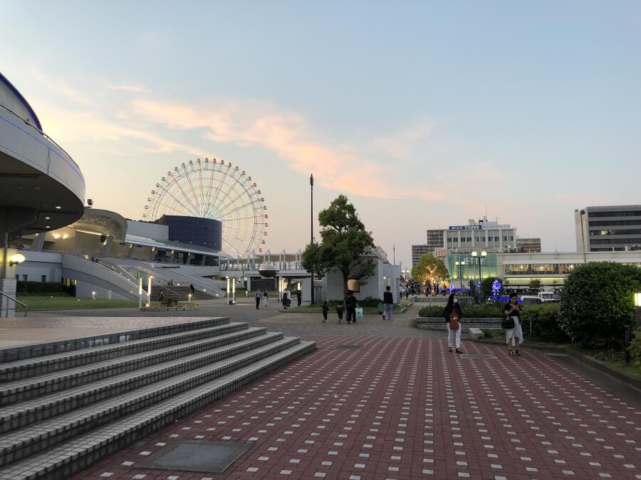名古屋港駅周辺