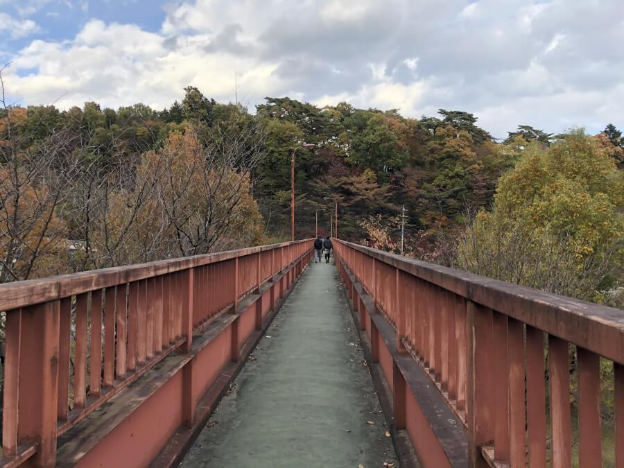 大谷川(日光)の橋